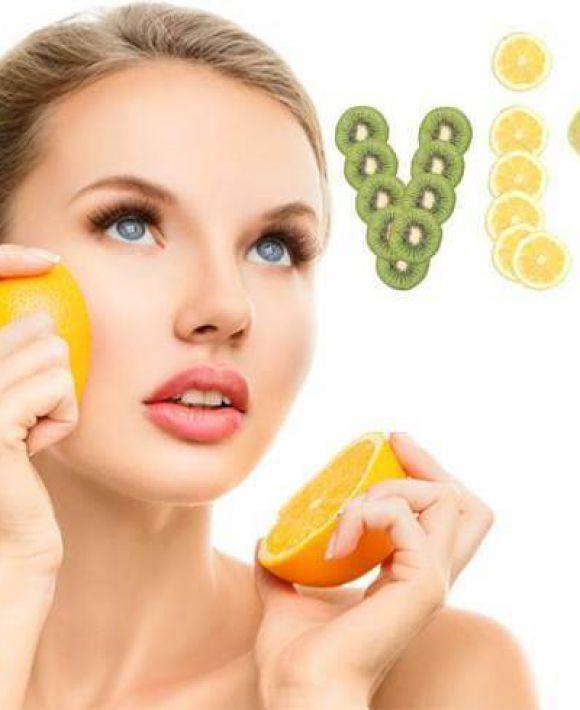 Công dụng của vitamin C với làn da