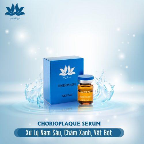 Công dụng nổi bật của serum xử lý nám sâu, chàm xanh, vết bớt
