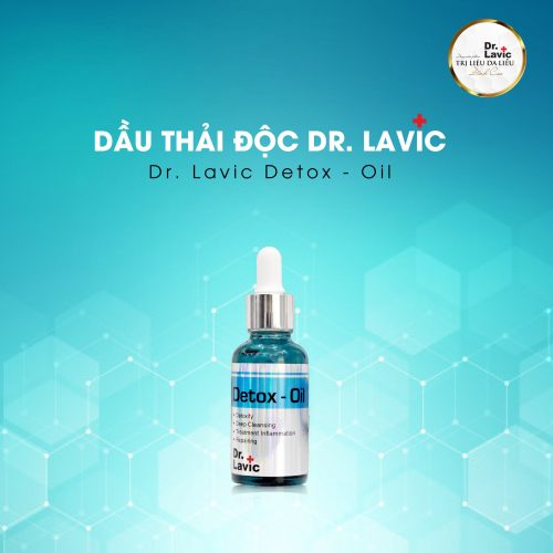 dầu thải dộc dr.lavic2