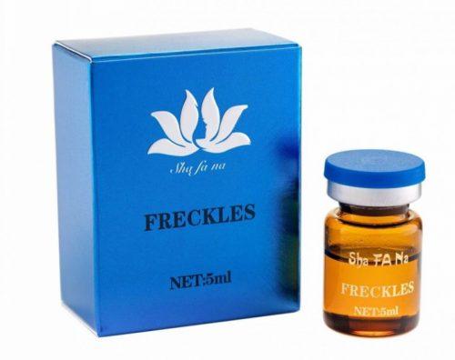 Freckle Serum – 5ml được cả chuyên gia và người dùng đánh giá cao