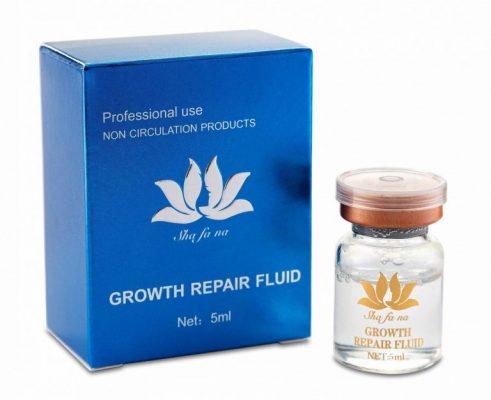 Growth Repair Fluid là dòng kem làm mờ sẹo vô cùng nổi tiếng của Shafana