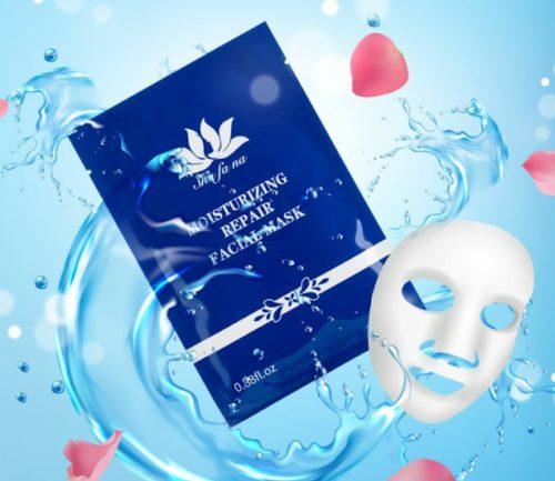 Moisturizing Repair Facial Mask – 300g * 10 sở hữu khả năng cấp ẩm vô cùng nhanh chóng